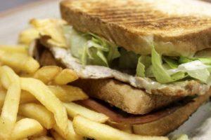 Sandwich completo