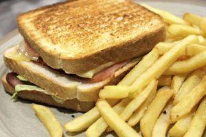 Sandwich normal